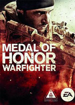 MOH Warfighter  cover art